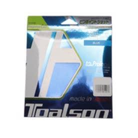 トアルソン TOALSON ユニセックス 硬式テニス ストリング ポリグランデ プロフォーカス125 ブルー 7442510B