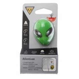 トピーク TOPEAK ライト、リフレクター ライト、 TPK グリーン エイリアン レッド LED LPT0400200000 グリーン (グリーン)