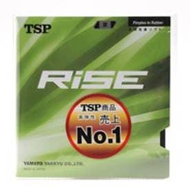 ティーエスピー TSP 卓球ラバー ライズ 裏ソフト 厚さ:厚 20006 ブラック