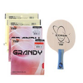 ティーエスピー TSP 卓球 ラケット(競技用) 初心者シェークセット 2804230406