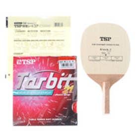 ティーエスピー TSP 卓球 ラケット(競技用) 初心者ペンセット 2805230206
