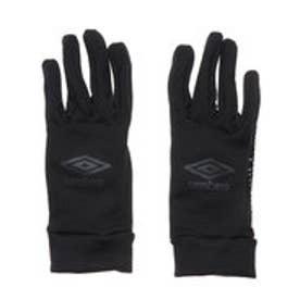 アンブロ UMBRO メンズ サッカー/フットサル 防寒手袋 フィールドプレイヤーグローブ UUAMJD52