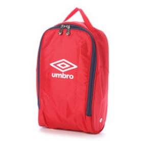 アンブロ UMBRO サッカーバッグ シューズケース UJS1657 (レッド)
