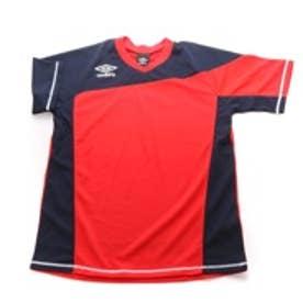 アンブロ Umbro ジュニアサッカープラクティスシャツ UBS7500SDJ レッド
