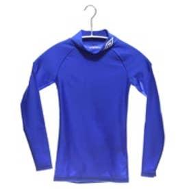 【アウトレット】アンブロ UMBRO ジュニアサッカー長袖インナーシャツ JRコンプレッションシャツ UAS9300J ブルー 8319 (ブルー)