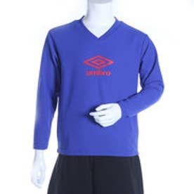 アンブロ UMBRO メンズ サッカー/フットサル 長袖インナーシャツ JR サンスクリ-ン L/S シャツ UBS7638JL