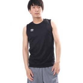 アンブロ UMBRO メンズ ノースリーブ機能シャツ ワンポイントN/Sシャツ UCS7755