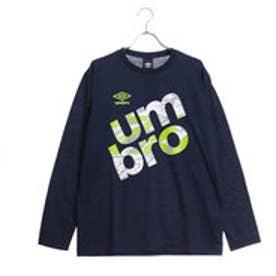 アンブロ UMBRO メンズ 長袖Tシャツ グラフィックL/Sシャツ UCA5790SD