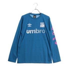 アンブロ UMBRO メンズ 長袖Tシャツ グラフィックL/Sシャツ UCA5789SD