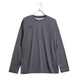 アンブロ UMBRO メンズ 長袖機能Tシャツ ワンポイントクルーネックL/Sシャツ UCA7795AL