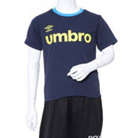 アンブロ UMBRO メンズ 半袖機能Tシャツ jr.ワードロゴS/SシャツCD UMJLJA58