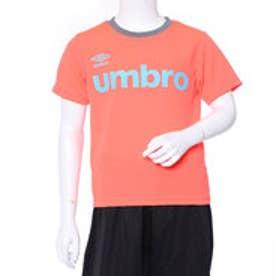 アンブロ UMBRO メンズ 半袖機能Tシャツ jr.ワードロゴS/Sシャツ UMJLJA60
