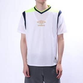 アンブロ UMBRO メンズ サッカー フットサル 半袖 シャツ GACH1 SONICEX-DRYプラクティスシャツ UBS7729