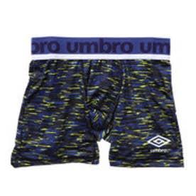アンブロ UMBRO メンズ ショーツ 3Dセミロングボクサー UBA080C【返品不可商品】