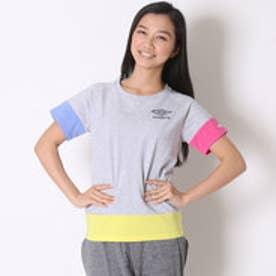 アンブロ UMBRO レディース 半袖Tシャツ WMグラフィックS/Sシャツ UCS5642W