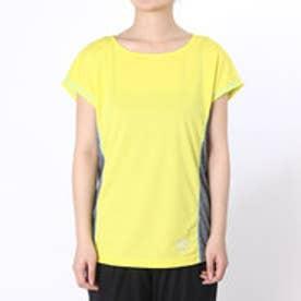アンブロ UMBRO レディース 半袖機能Tシャツ スウェットスポットレス 半袖 シャツ UCS7660W