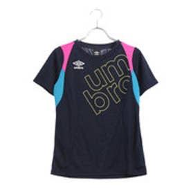 アンブロ UMBRO レディース 半袖 機能Tシャツ S/Sシャツ UMWLJA59AP