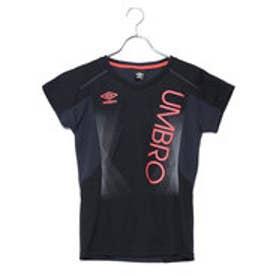 アンブロ UMBRO レディース 半袖機能Tシャツ WM.スウェットスポットレスS/Sシャツ UMWLJA63