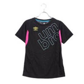 アンブロ UMBRO レディース 半袖機能Tシャツ S/Sシャツ UMWLJA59AP