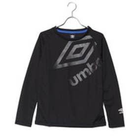 アンブロ UMBRO レディース 長袖機能Tシャツ WMコットンL/Sシャツ UMWMJB52A