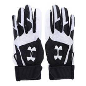 アンダーアーマー UNDER ARMOUR ジュニア 野球 バッティング用手袋 UA CLEANUP VII B GLOVE YOUTH 1313491