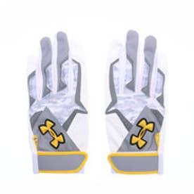 アンダーアーマー UNDER ARMOUR メンズ 野球 バッティング用手袋 UA CLEANUP VI B GLOVE 1295582