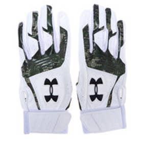 アンダーアーマー UNDER ARMOUR メンズ 野球 バッティング用手袋 UA CLEAN UP VII B GLOVE 1313593