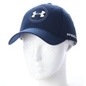 アンダーアーマー UNDER ARMOUR メンズ ゴルフ キャップ UA JS Tour Cap 1295728 (ネイビー)
