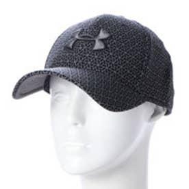 アンダーアーマー UNDER ARMOUR メンズ ゴルフ キャップ UA PRINTED BLITZING 3.0 1305038 (ブラック)