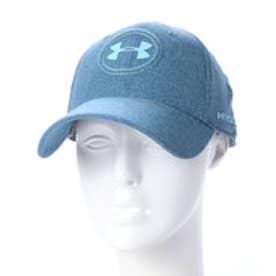 アンダーアーマー UNDER ARMOUR メンズ ゴルフ キャップ UA JS Tour Cap 1295728 (ブルー)