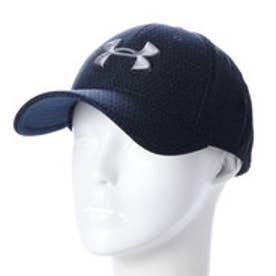 アンダーアーマー UNDER ARMOUR メンズ ゴルフ キャップ UA PRINTED BLITZING 3.0 1305038 (ネイビー)