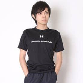 アンダーアーマー UNDER ARMOUR メンズ ラグビー 半袖シャツ UA HGビッグロゴSSシャツ #MSC2273