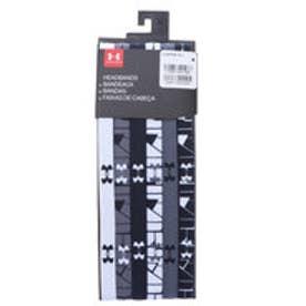アンダーアーマー UNDER ARMOUR レディース ヘアバンド UA Mini Graphic HB (6pk) 1286897
