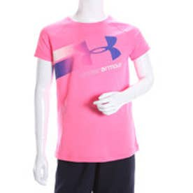 アンダーアーマー UNDER ARMOUR ジュニアシャツ UAガールズテックTempoビッグロゴSS #GTR2721