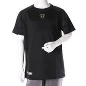 アンダーアーマー UNDER ARMOUR 野球 半袖Tシャツ #BBB3596 (ブラック)