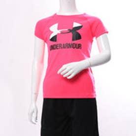 アンダーアーマー UNDER ARMOUR ジュニア 半袖 機能Tシャツ UA Solid Big Logo SS T 1325107