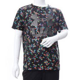 アンダーアーマー UNDER ARMOUR ジュニア 半袖機能Tシャツ UA Printed Crossfade Tee 1306088