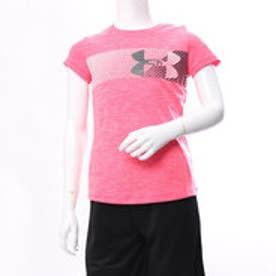 アンダーアーマー UNDER ARMOUR ジュニア 半袖 機能Tシャツ UA Hybrid Big Logo Tee 1320069