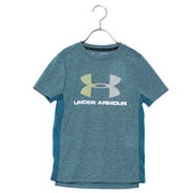 アンダーアーマー UNDER ARMOUR ジュニア 半袖機能Tシャツ UA Threadborne Tech SS Q2 1310881