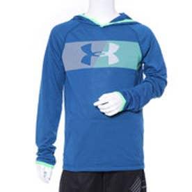 アンダーアーマー UNDER ARMOUR ジュニア 長袖 機能Tシャツ UA Threadborne Hoody 1315976