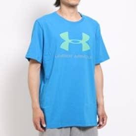 アンダーアーマー Under Armour Tシャツ UA 8281CC Bロゴ ブルー