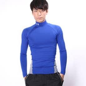 アンダーアーマー UNDER ARMOUR サッカーインナーシャツ  UA MSC1413 Cギア ブルー (ロイヤルブルー)
