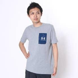 アンダーアーマー UNDER ARMOUR Tシャツ UAチャージドコットンSS GP <ポケットビートロゴ> #MTR2322