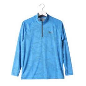 アンダーアーマー UNDER ARMOUR メンズ 長袖機能Tシャツ UAテックジャカード1/4ジップ #MTR4113