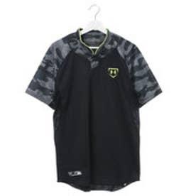 アンダーアーマー UNDER ARMOUR メンズ 野球 半袖Tシャツ UA STAND COLLAR BB SHIRT 1295456