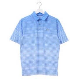 アンダーアーマー UNDER ARMOUR メンズ ゴルフ 半袖シャツ UA COOLSWITCH TRAJECTORY STRIPE POLO 1290148