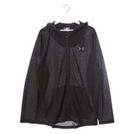 アンダーアーマー UNDER ARMOUR メンズ 長袖機能Tシャツ UA THREADBORNE FZ HOODY 1290301