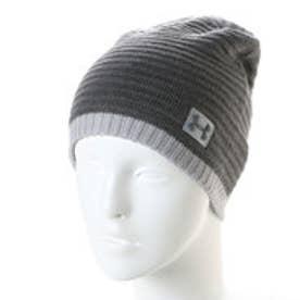 アンダーアーマー UNDER ARMOUR メンズ ゴルフ ニット帽子 UA MEN'S JACQUARD KNIT BEANIE 1298477 1712