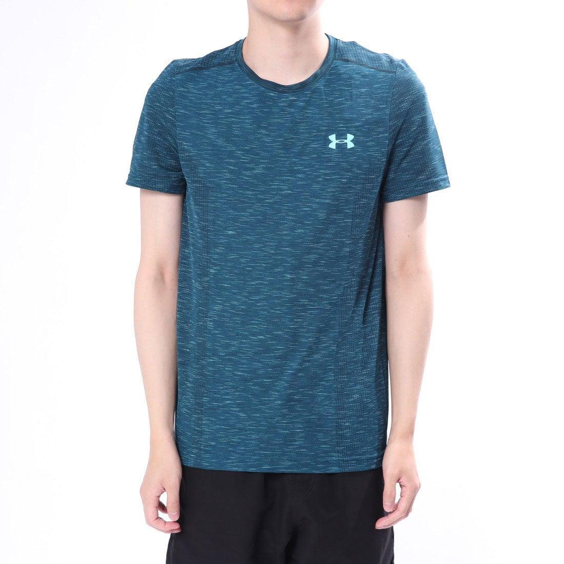 【SALE 30%OFF】アンダーアーマー UNDER ARMOUR メンズ 半袖機能Tシャツ UA THREADBORNE SEAMLESS SS 1289596 メンズ