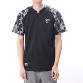 アンダーアーマー UNDER ARMOUR メンズ 野球 半袖 Tシャツ UA STAND COLLAR BB SHIRT 1313587
